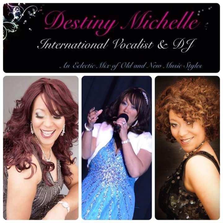 Destiny Michelle - International Award Winning Female Vocalist