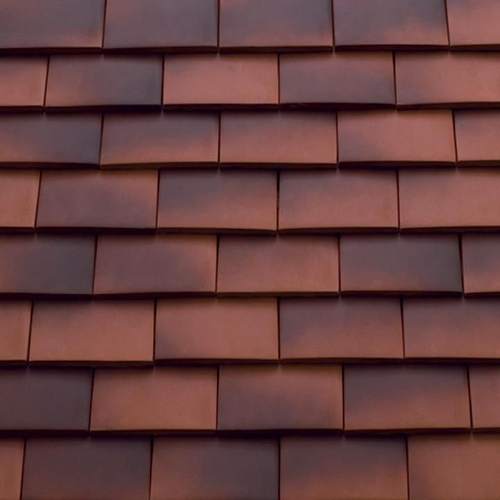 Sandtoft Humber Clay Plain Tiles