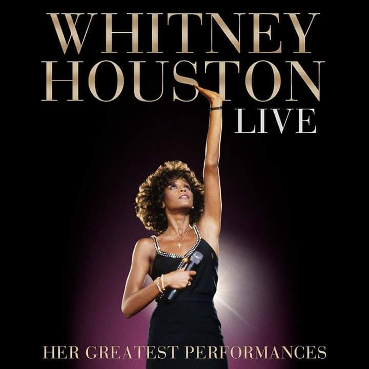 Destiny Michelle - FOREVER WHITNEY Tribute