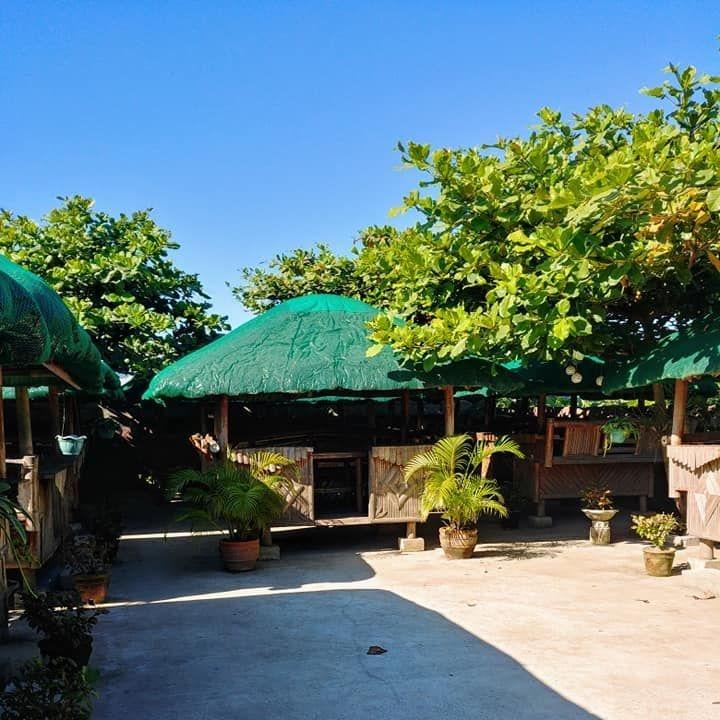 filipino ethnic designs,  filipino architecture, bahay kubo, resort vibes, santiago city restaurant, bar & grill