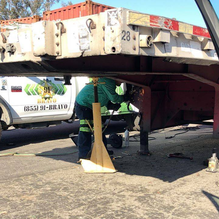 Trailer Repair Los Angeles Port