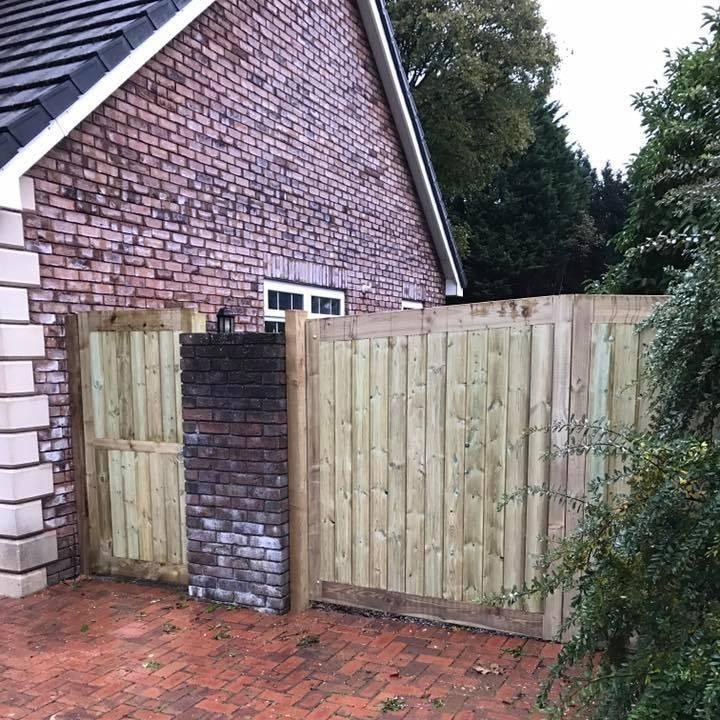 driveway gates gorseinon