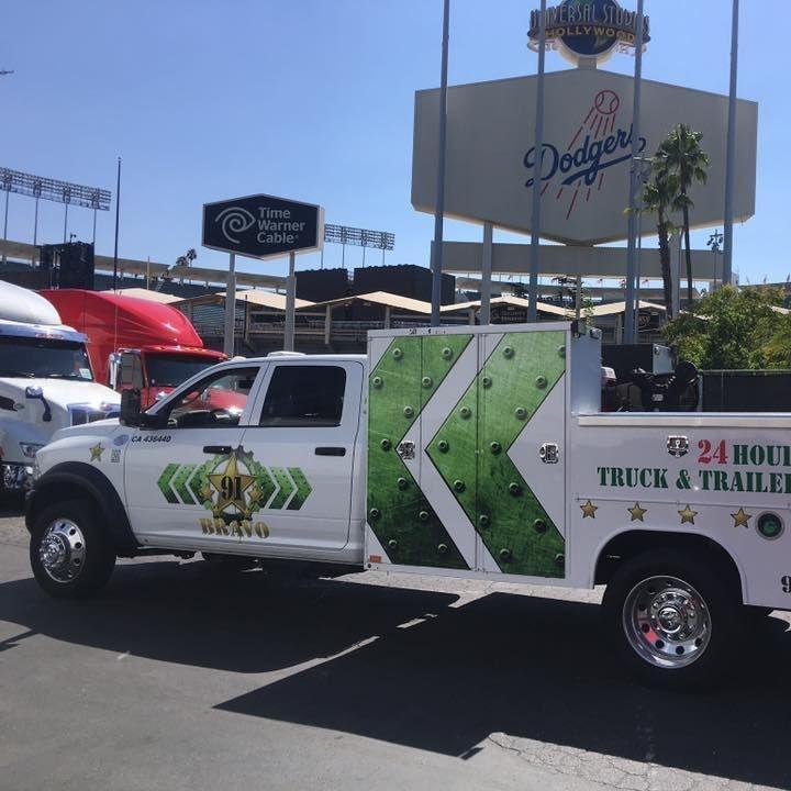 Truck Service Los Angeles, CA