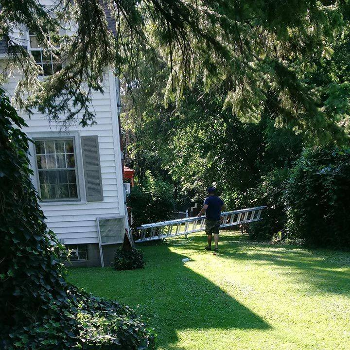 Exterior Painting - Webster, NY