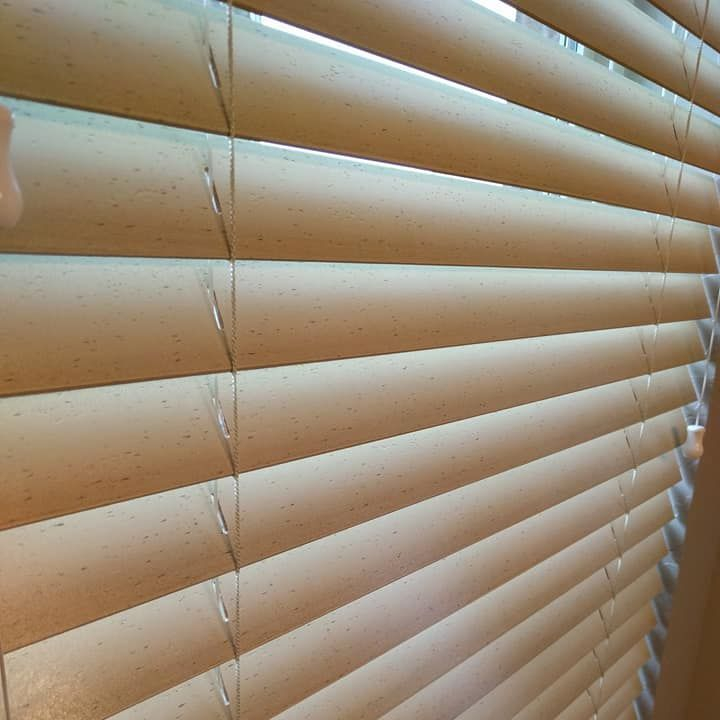 wood blinds in yukon ok