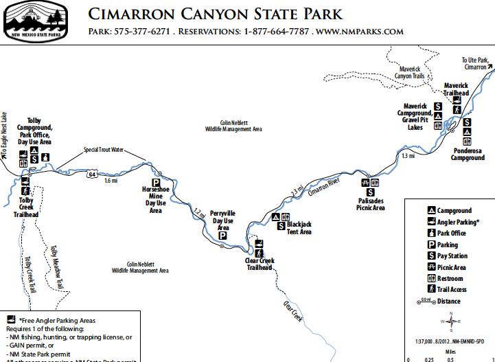 Cimarron Canyon River Roundup