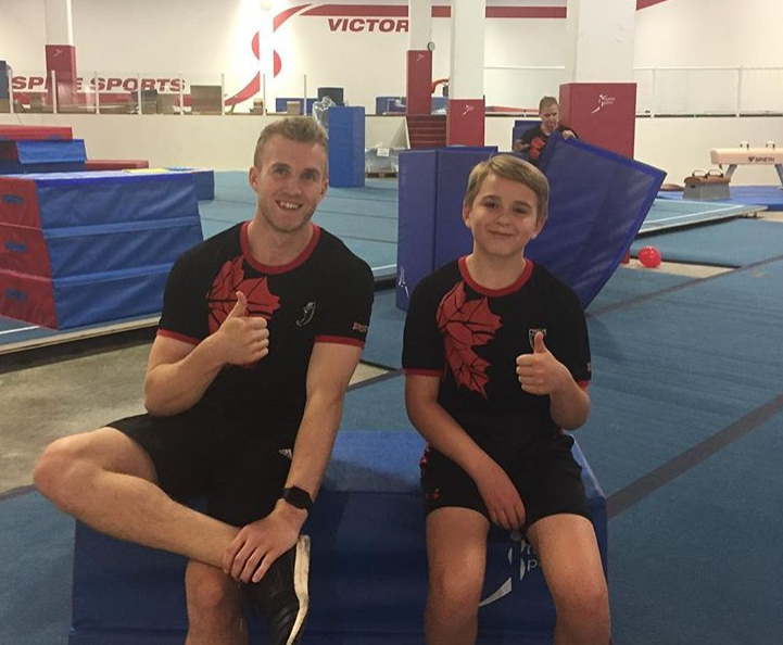 Gymanstics Coach, NCCP certified coaches, Gymnastics in Victoria and Saanich, Inspire Sports Victoria