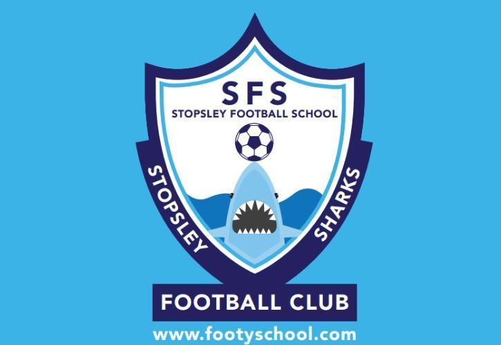 stopsley sharks football club