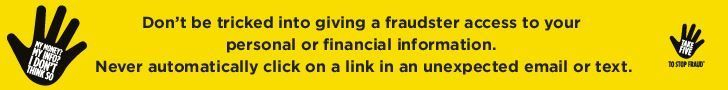 Take 5 - Against Fraudsters Campaign
