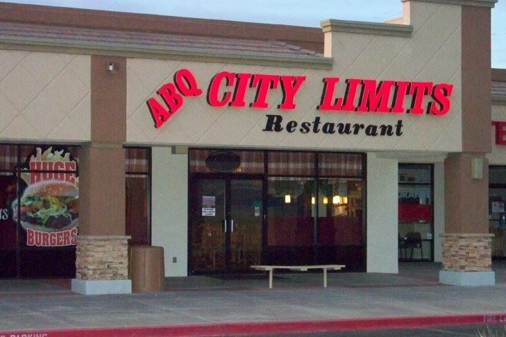 ABQ City Limits Restaurant, Albuquerque, NM