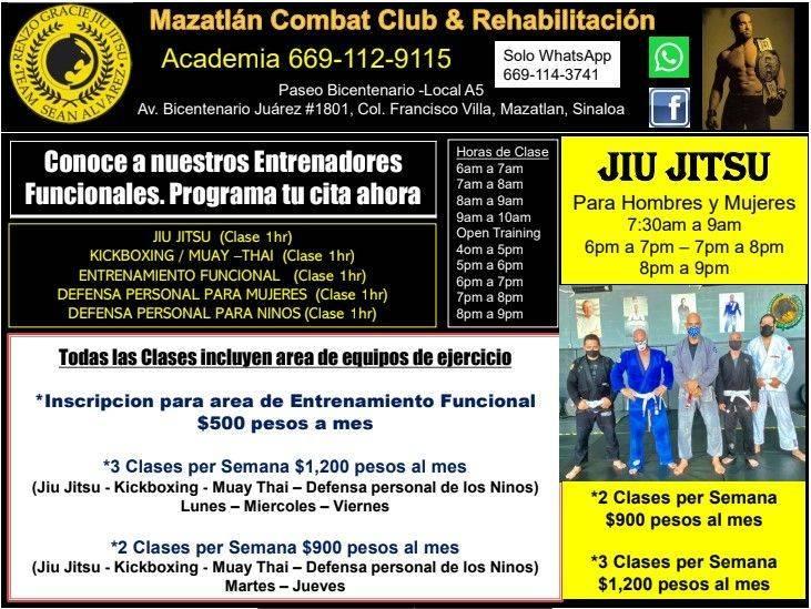 Kickboxing Mazatlan