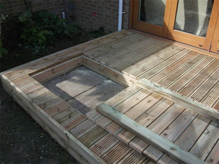 DECKING CONTRACTORS CAMBRIDGE LANDSCAPERS