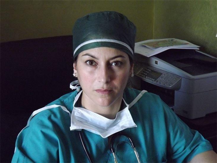 Dott.ssa Lucia Cucciolillo Specialista in Chirurgia Vascolare