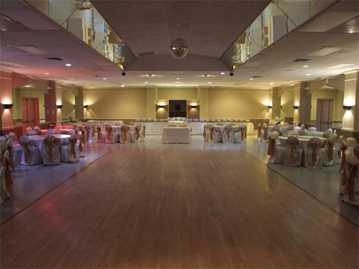 Valley Banquet Room
