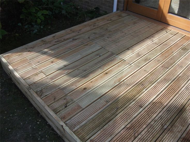 DECKING CONTRACTORS CAMBRIDGE