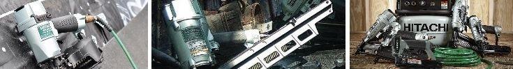 Hitachi Nail Gun Framer Framing Air Compressor Repair and Service Normal, IL
