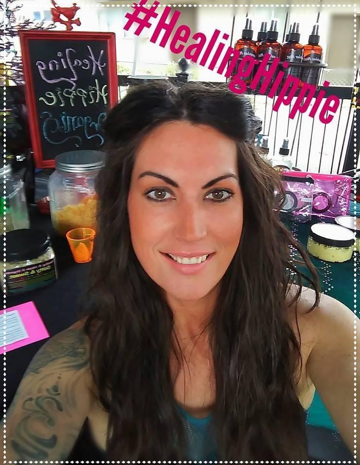 Natasha - Founder of Healing Hippie Organics, Boise, Idaho, USA