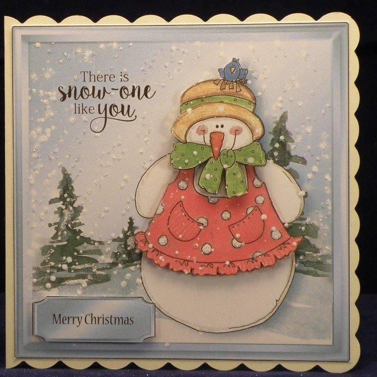 Snowman No 5