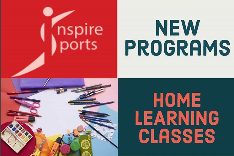 Inspire Sports Victoria Gymnastics in Saanich Home Learning Program