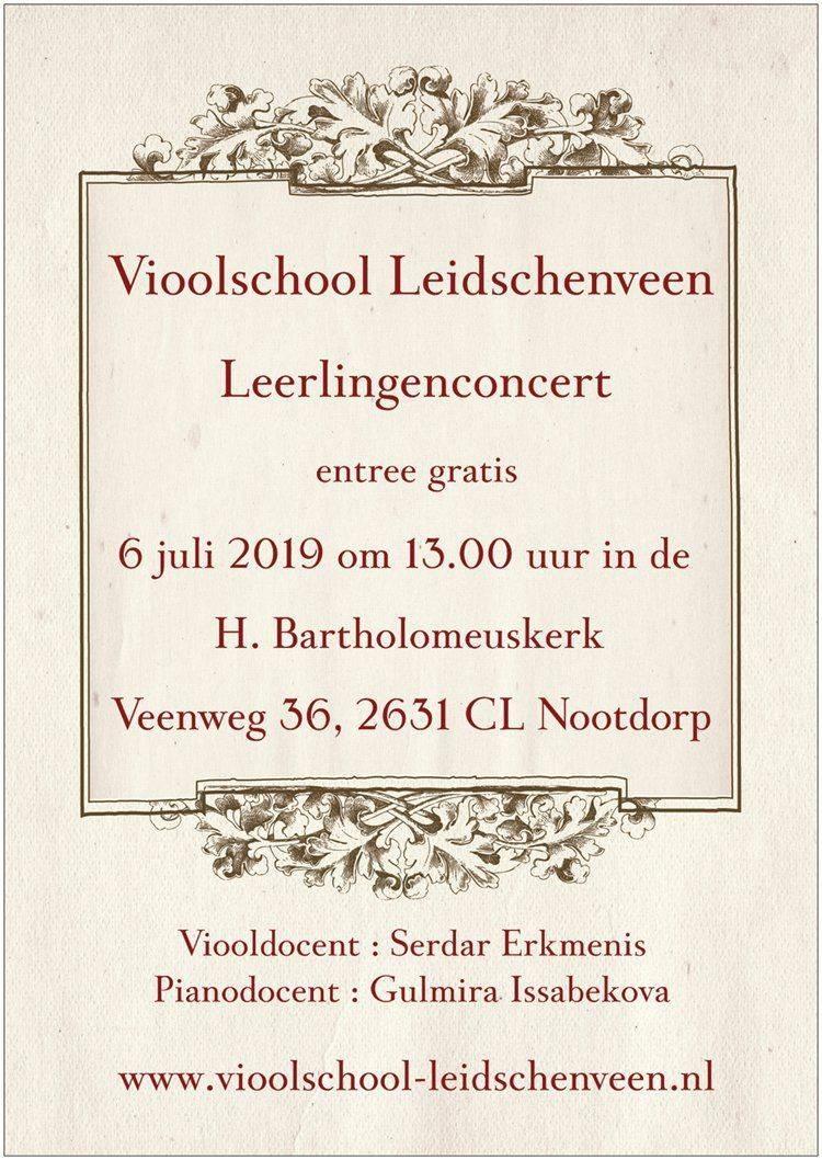 Vioolles Voorburg