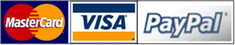 Ionic Detox Foot Bath in Australia accepts both Visa and MasterCard Credit Cards