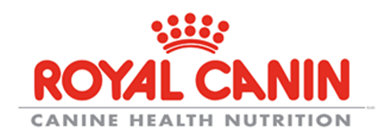 We feed and recommend Royal Canin!