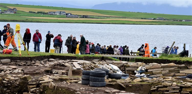 orkney historical tours
