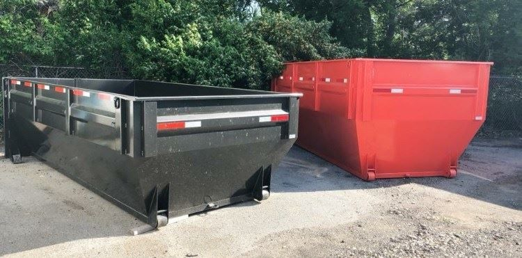 20 & 15 Yard Dumpsters We have multiple dumpsters available for your project!