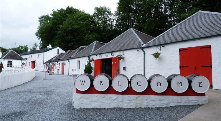 scottish distillery tours from glasgow & edinburgh