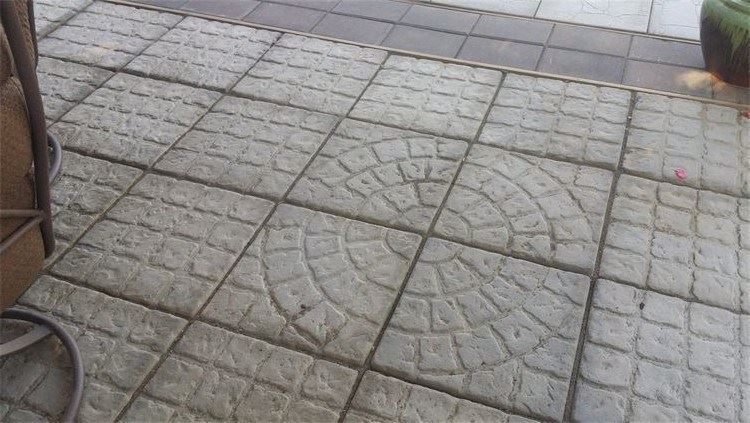 Cobblestone Stepping Stones