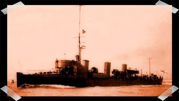 HMS Velox TBD
