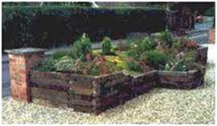 raised beds by oddjobs