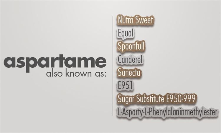 Be Aware of the Perils of Aspartame and it's Cover-Up Names! It is an Exito-Toxin to your Brain and Nerve Cells. Check out this Vital Information about this and other dangerous Artificial Sugars....each one is a Health Hazard. BE CAREFUL...false information is out there!