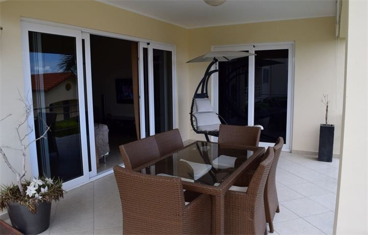 Royal palm resort balkon