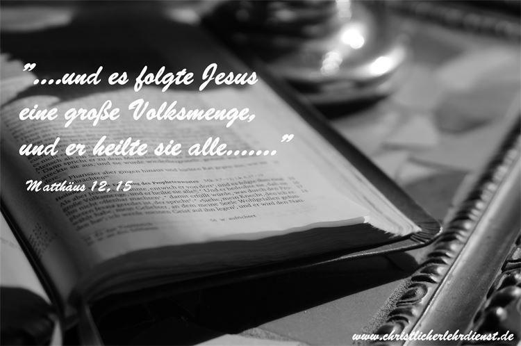 Bibel, das Wort Gottes