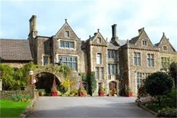Miskin Manor Hotel, Cardiff, South Wales