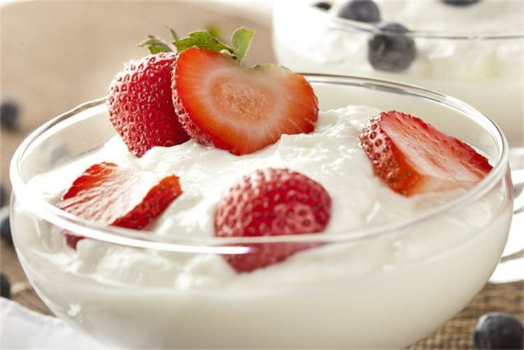 Homemade Yogurt - Good for You. See the Healthy Fats Page. Good Fats keep you Happy. We can get grouchy on Low Fat Diets. Read more on this website.