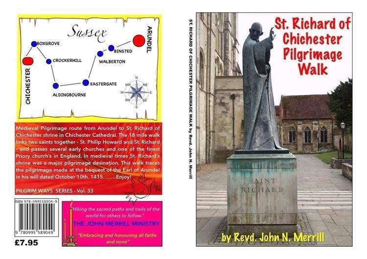ST. RICHARD - COVER