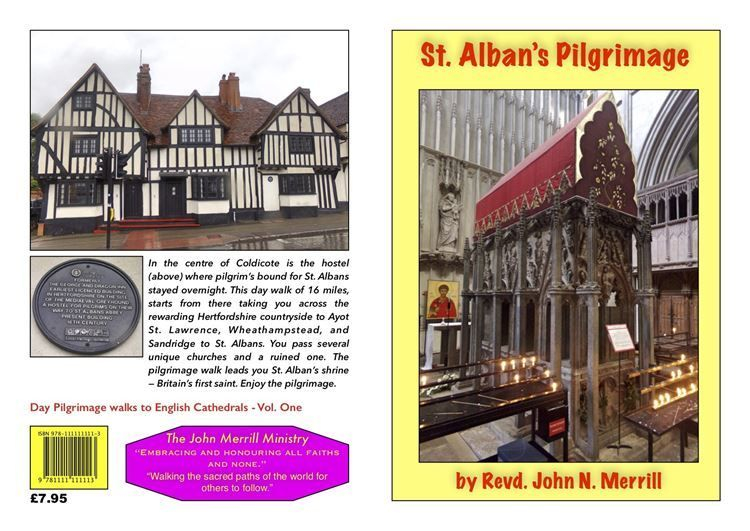 ST ALBAN'S PILGRIMAGE COVER