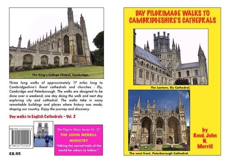 CAMBRIDGESHIRE BOOK COVER