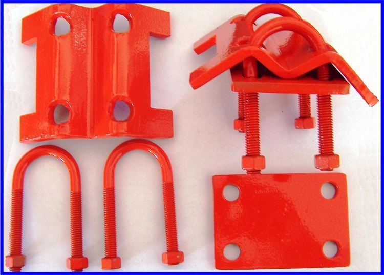 Allis Chalmers G Rear Shank Clamp