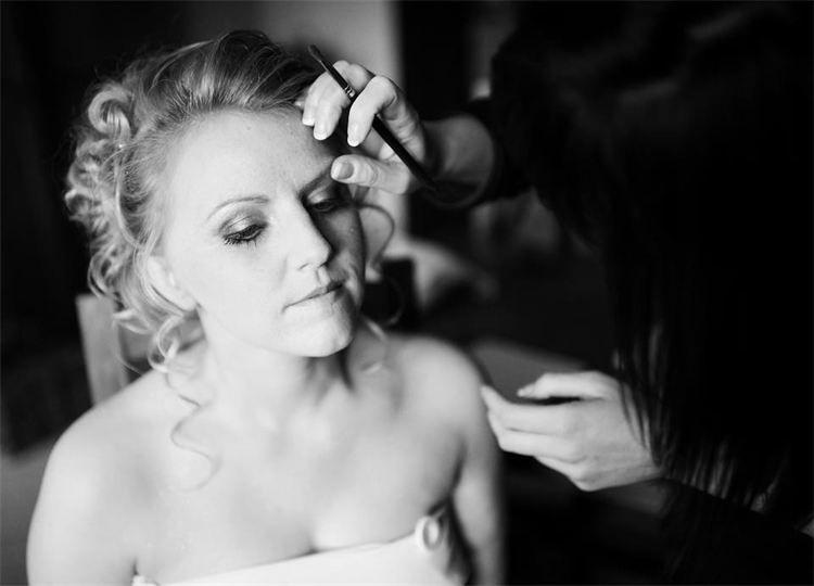 maquillage mariée à domicile