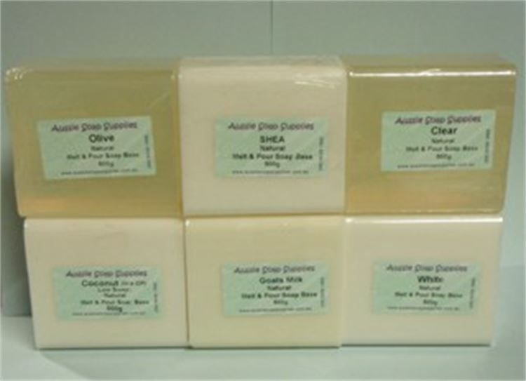 Aussie Soaps Natural
