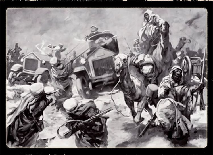 the-duke-of-westminster-and-his-armoured-cars-dash-to-the-rescue-of-shipwrecked-crews