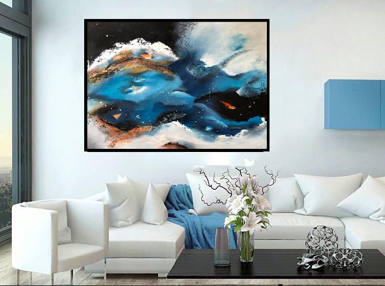 farverige-store-moderne-abstrakte-malerier-til-salg-nr.145a