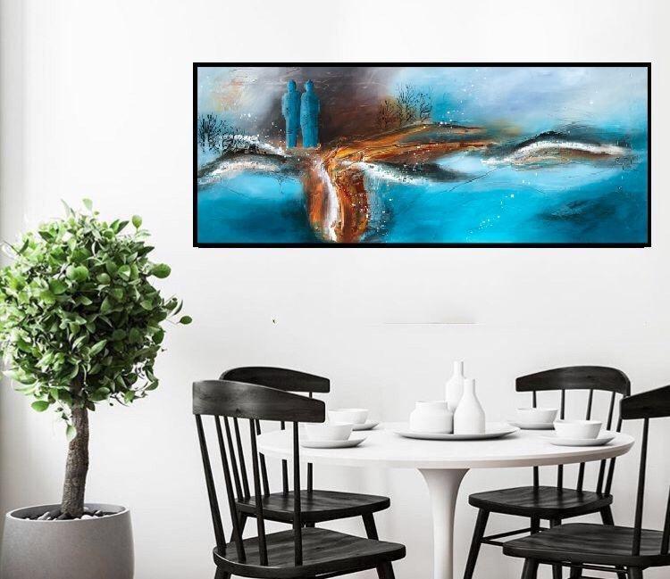 malerier-moderne-farverige-abstrakte-kunst-nr.250a