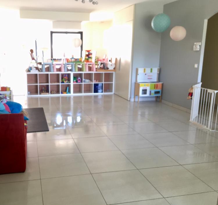 the cleaner, cleaner, Nettoyage et désinfection d'une MAM (Maison d'Assistantes maternelles)