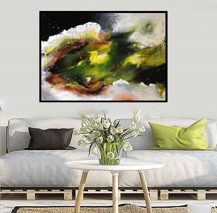 farverige-store-moderne-abstrakte-malerier-til-salg-nr.143a