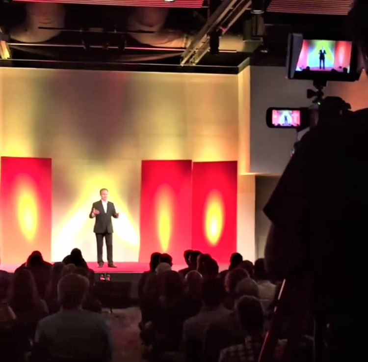 San Antonio Audio Visual Company, Direct Motion Technologies, Equipment Rentals, TEDx, TED Talk