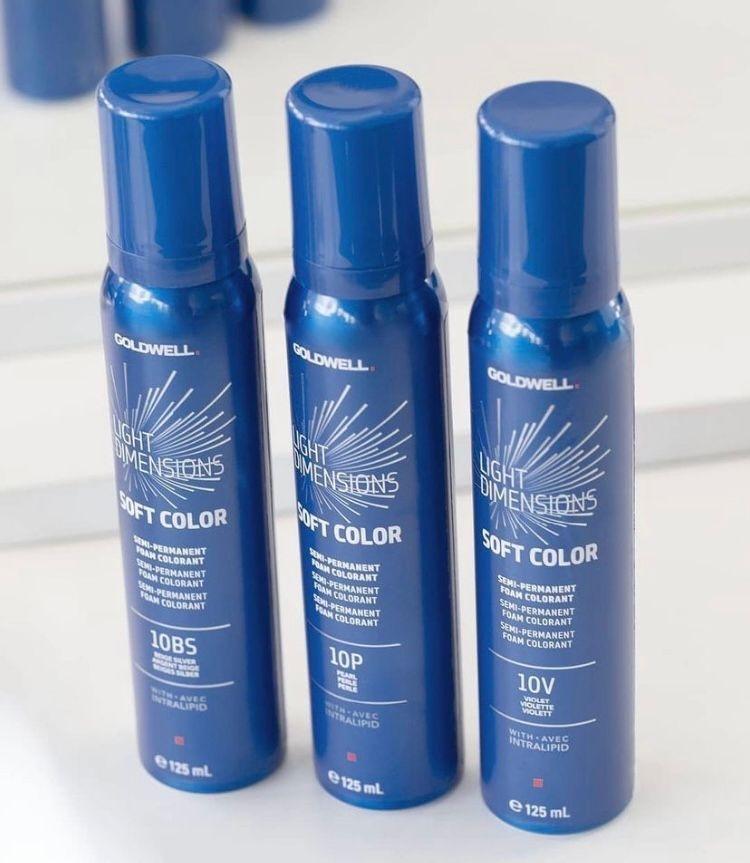 Goldwell Colour Mousse